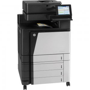 HP LaserJet Enterprise 800 Color MFP M880 Series [A3 Size] CLJ Ent flow M880z